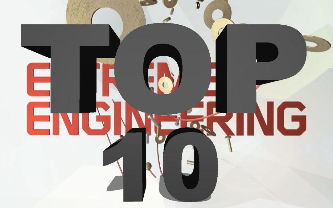 Top 10 Engineering TV Shows