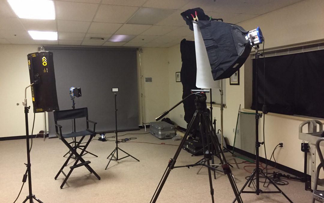 Video Studio for Rent